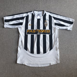 Juventus Home Shirt 2003/04