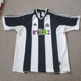Newcastle United Home Shirt 2001/03