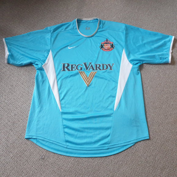 Sunderland Away Shirt 2002/03 L