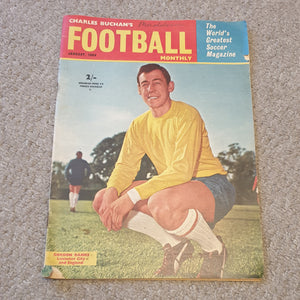 Charles Buchan's Football Monthly January 1964