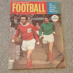 Charles Buchan's Football Month January 1963