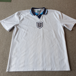 England Home Shirt 1996 XL