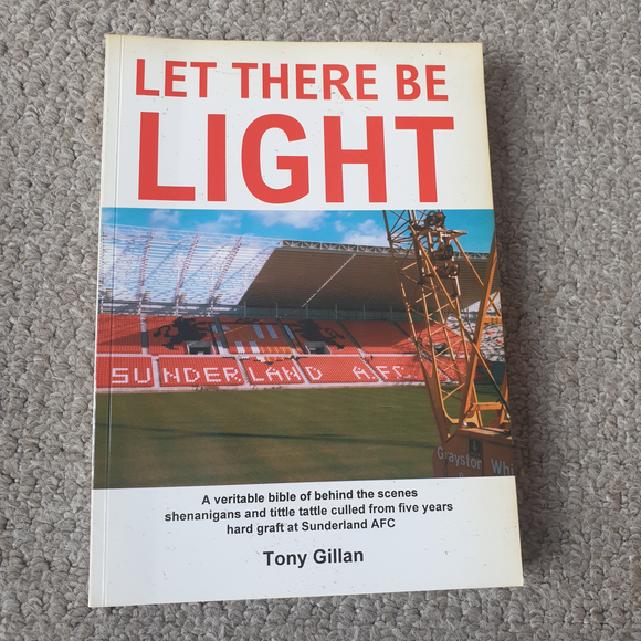 Book Let There Be Light 1996