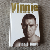 Book Vinnie Jones The Autobiography