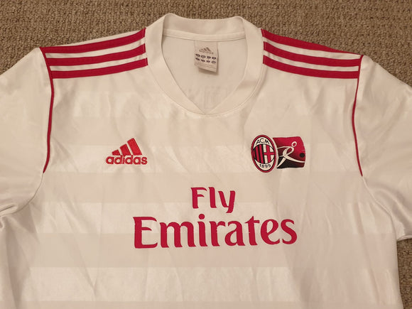 AC Milan Away Shirt 2014/15 - White