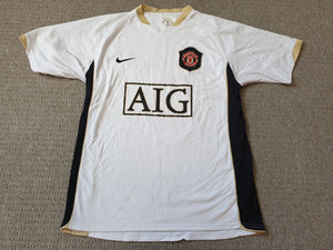 Man Utd Away Shirt 2006/08 - #8 Rooney