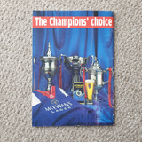 Match Programme Rangers v Dundee 1993/4 Championship Special