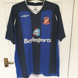 Sunderland Away 3rd Shirt 2007/08 XL