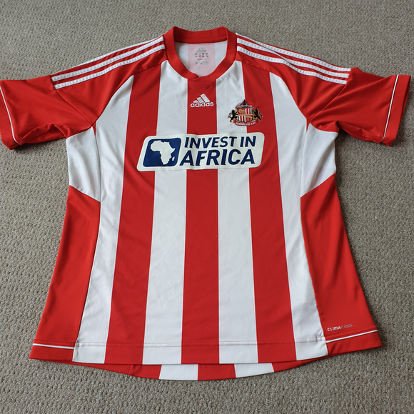 Sunderland Home Shirt 2012/13 XL