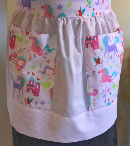 Ladies' Half Apron
