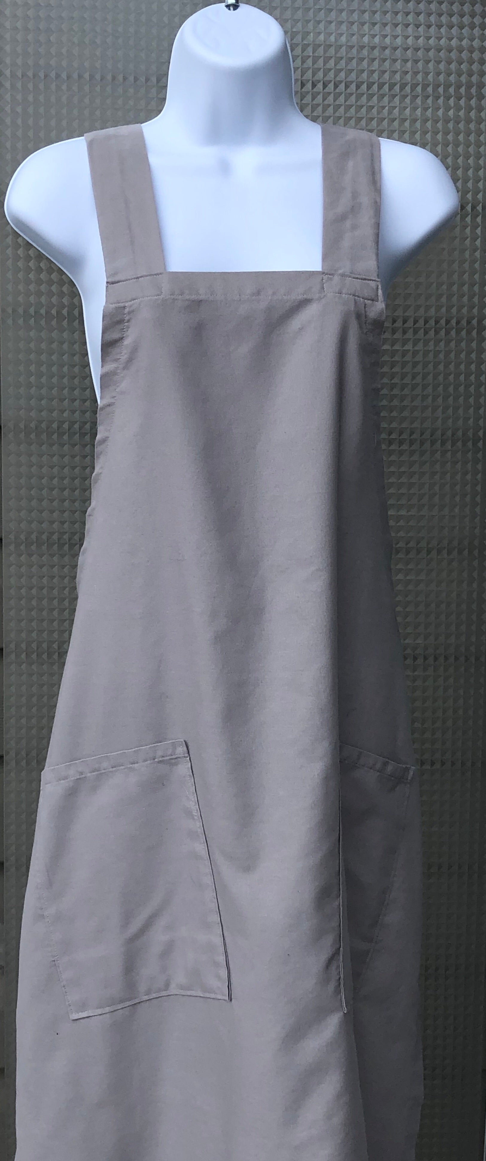 Ladies Cotton Crossback Apron