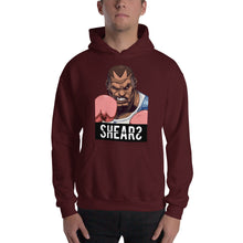 Load image into Gallery viewer, SHEARS Street Fighter Balrog Unisex Hooded Sweatshirt