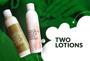 Lotions Combo: Vanilla and Cucumber