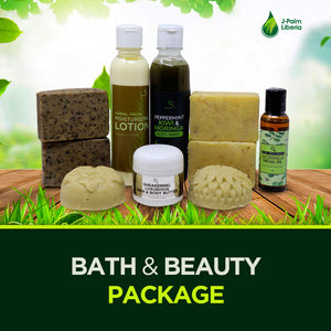 Kernel Fresh Bath & Beauty Package