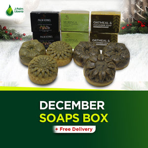 Kernel Fresh December Soaps Package