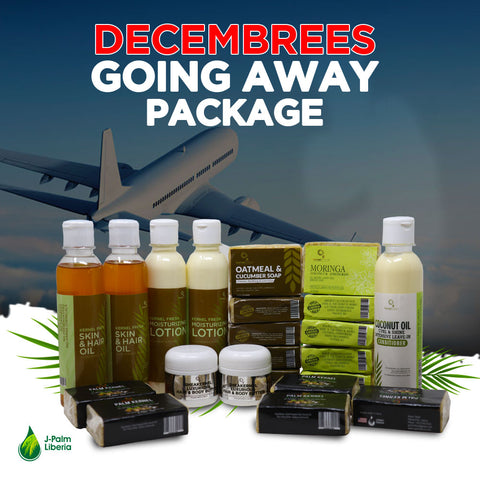 Decemberees Going Away Package