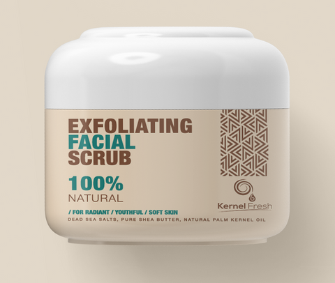 Kernel Fresh Exfoliating Facial Scrub