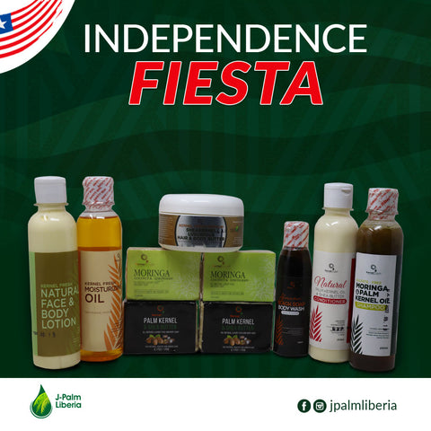 Liberia Independence Special Promotional Box