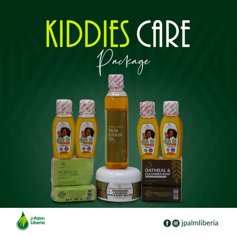 Kernel Fresh Kiddies Care Package
