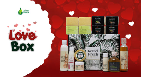 Kernel Fresh Love Box