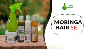 Moringa Hair Care Collection