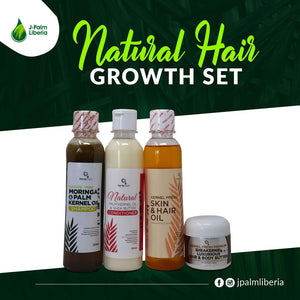 Kernel Fresh Natural Hair Growth Set