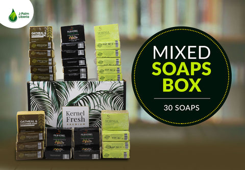 Mixed Soaps Box