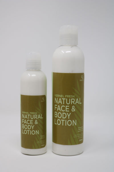 Kernel Fresh Natural Face and Body Lotion