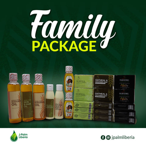 Kernel Fresh Family Package