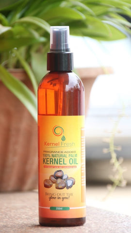 Natural Hair Growth Oil Spray (250ML)