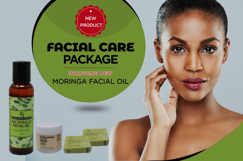 Moringa Facial Set