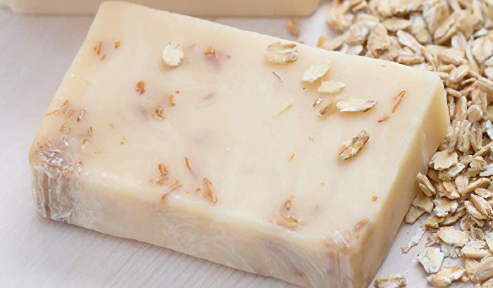 Oatmeal Soap Bar (110g)