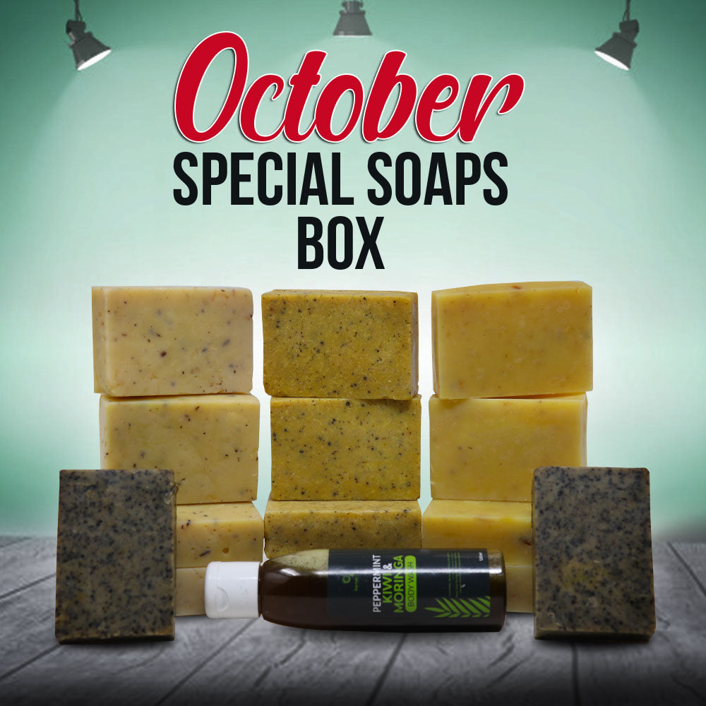 October Special Soaps Box
