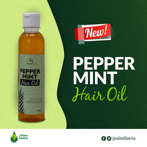 Kernel Fresh Peppermint Hair Oil