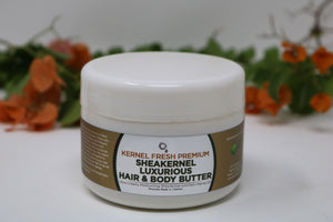 SheaKernel Premium Hair & Body Butter