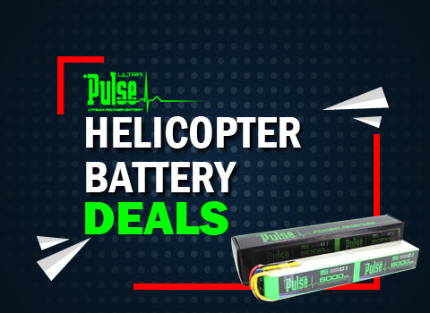 Helicopter Batteries