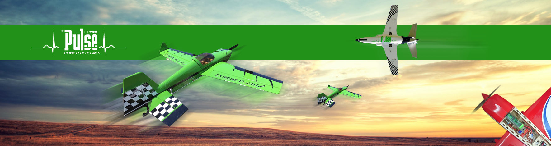 Pulsebattery - RC Lipos, RC Heli Batteries and Accessories