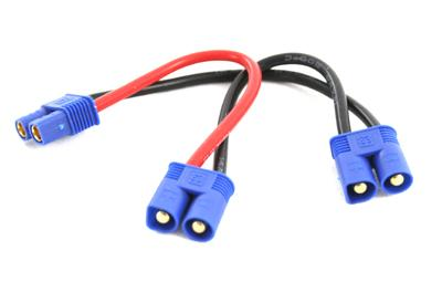 EC3 Series Battery Harness (14AWG silicon wire)
