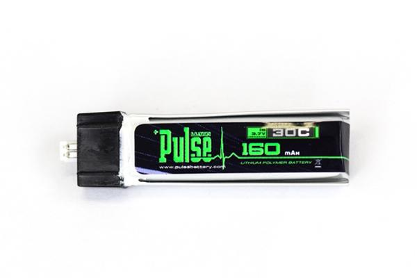PULSE 160mAh 1S 3.7V 30C - LiPo Battery