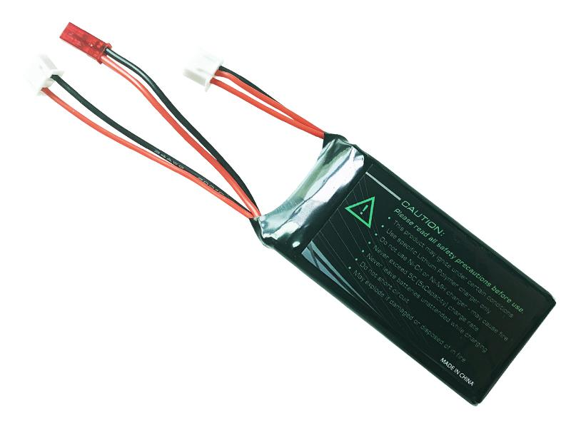 PULSE 3000mAh 7.4V (Transmitter Battery) - For Jumper T16 Radio