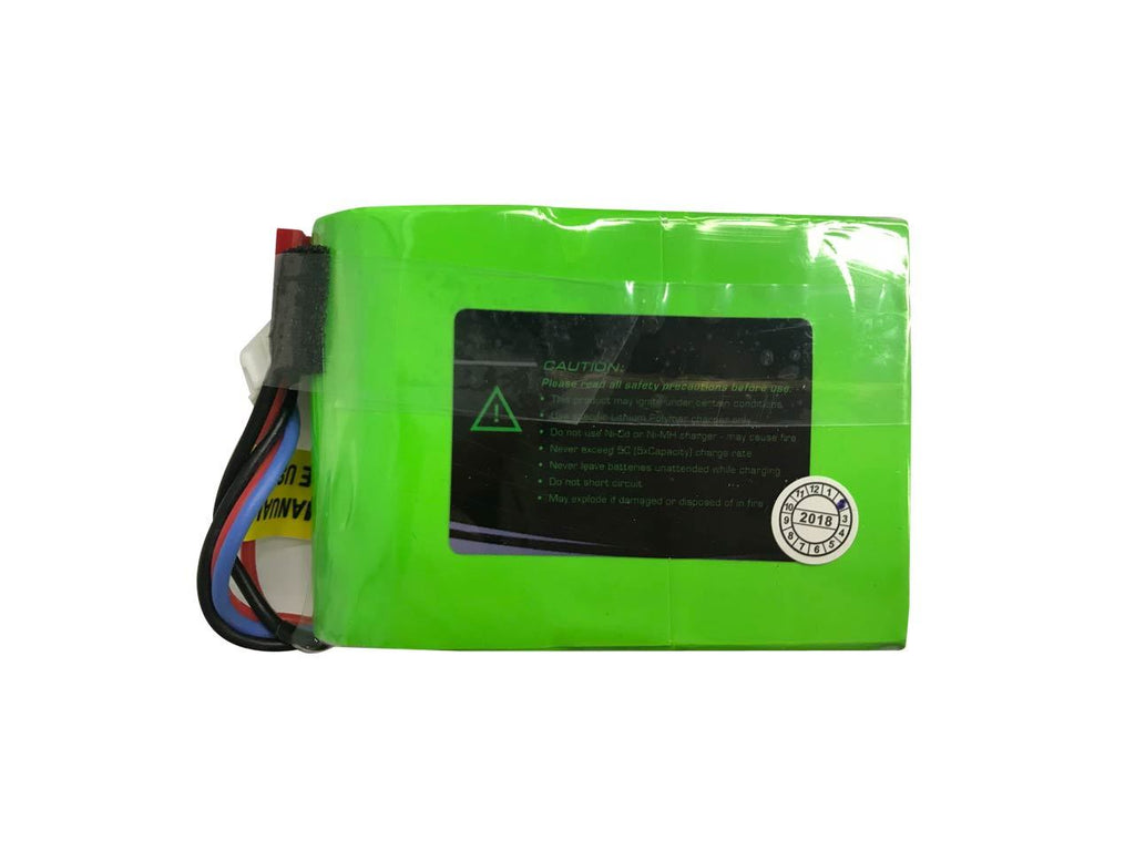 Pulse 3800mAh 2S 7.4V Transmitter Pack for FrSky QX7 - LiPo Battery