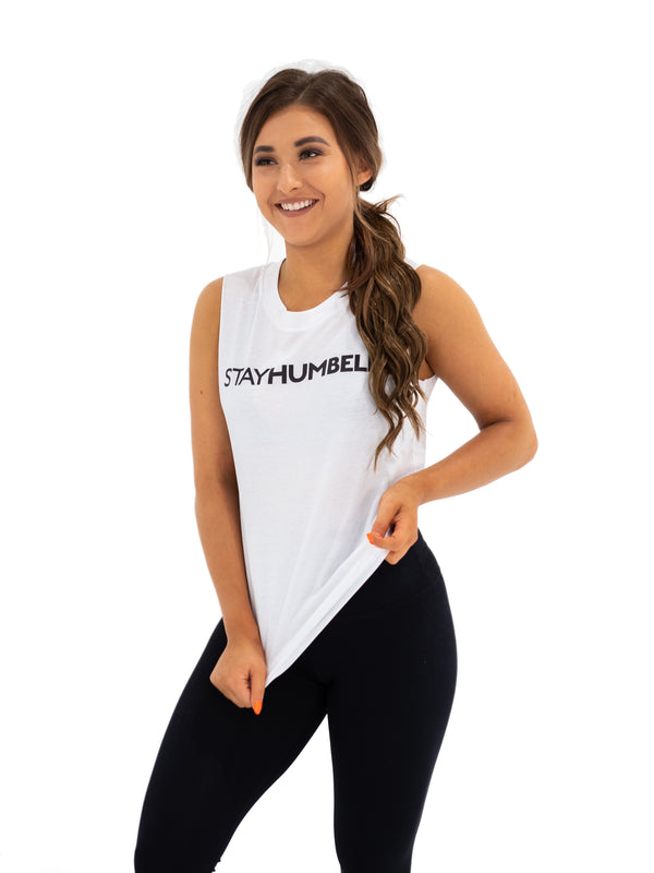 Stay Humbell Muscle Tank