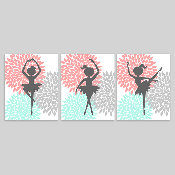 ballerina baby girl nursery pictures