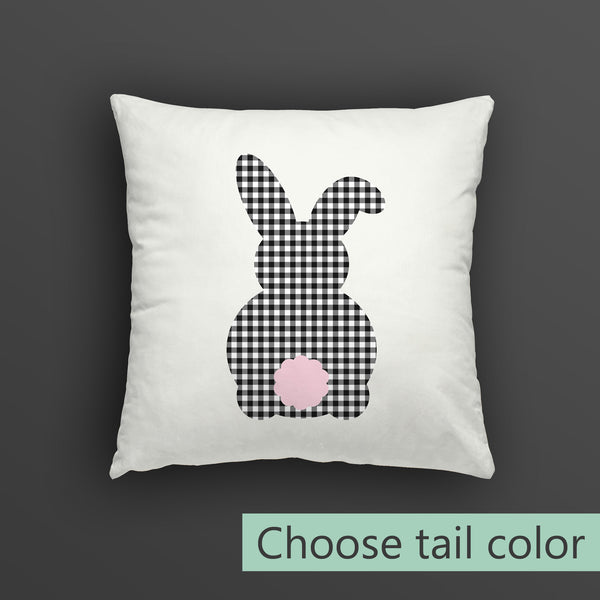 farmhouse easter pillow