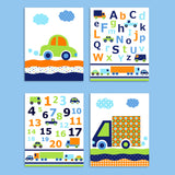 baby boy car nursery pictures
