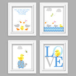 duck baby wall decor