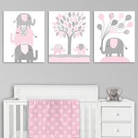 printable elephant girl pictures