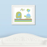 turtle nursery decor