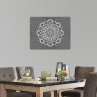 mandala canvas wall art