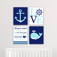 baby boy nautical nursery